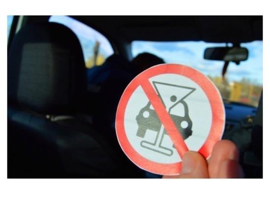 Водителей проверят на трезвость на территории Серпухова