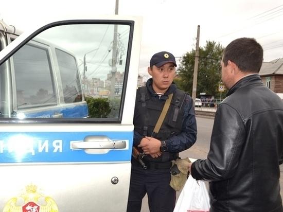 В Улан-Удэ грабитель избил мужчину и отобрал у него телефон