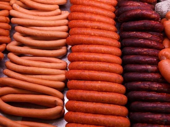 Росконтроль назвал опасные марки сосисок