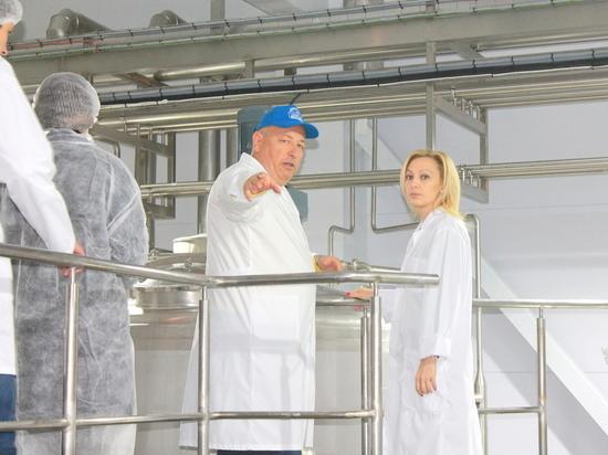 Ставропольский молкомбинат начнёт производство чистой лактозы