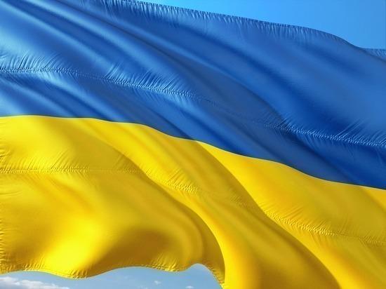На Украине будут судить чиновника, показавшего карту с российским Крымом