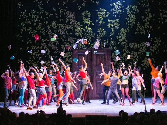 Нижегородскому театральному училищу исполнилось 100 лет