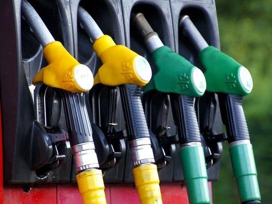 Бензин снова взяли под контроль