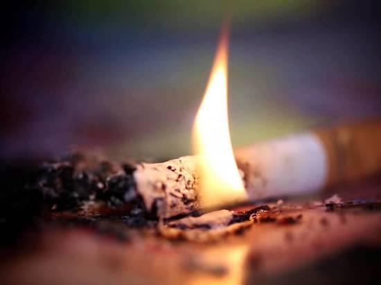В Бурятии мужчина погиб при пожаре из-за непотушенной сигареты