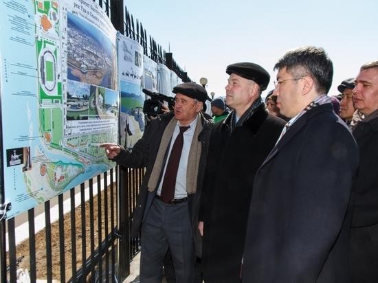 В Улан-Удэ построят 2-километровую набережную