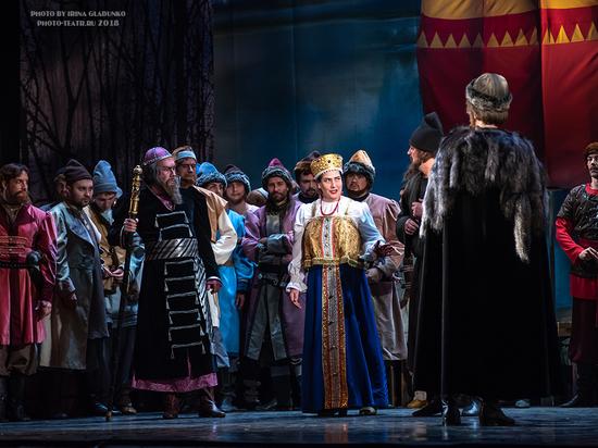 Премьера оперы «Чародейка. Нижегородское предание» состоялась в оперном театре
