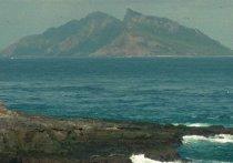 Небольшой японский остров Эсанбэ Ханакита Кодзима, ранее располагавшийся к западу от Большой Курильской гряды, исчез с лица Земли, заявили ученые