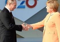 """Украинский журналист Дмитрий Гордон обвинил канцлера Германии Ангелу Меркель в """"предательстве Украины"""""""