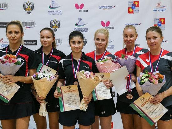Команда нижегородских теннисисток дошла до полуфинала Кубка России