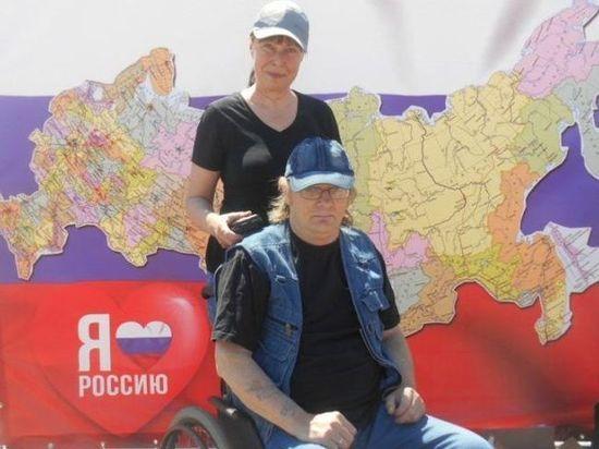 «Доступная среда» у костромского инвалида-колясочника появится к третьей декаде ноября