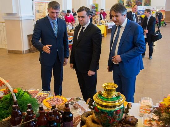 В честь Дня сельхозработника в Иванове прошла выставка-ярмарка