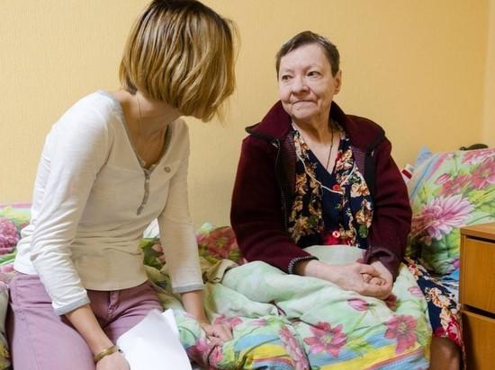 Как стать волонтером для бабушек