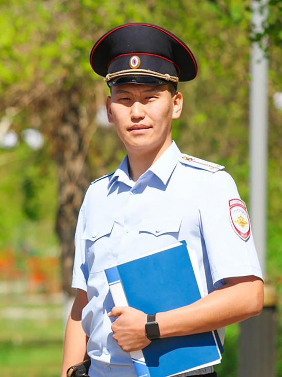 Полицейский из Улан-Удэ вышел в финал конкурса «Народный участковый»