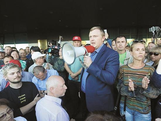 Кандидат от КПРФ участвовать в выборах в Приморье не будет