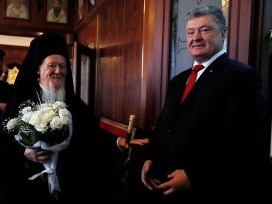 """""""Украинцы всецело молились за то, чтобы Господь послал им единую православную автокефальную церковь"""""""