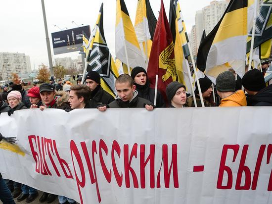 Язычники и эко-националисты: в Москве проходит два русских марша