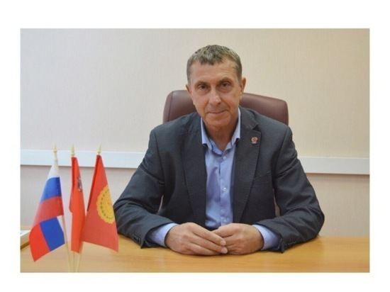 Серпуховичей поздравляет председатель Совета Депутатов М. А. Шульга