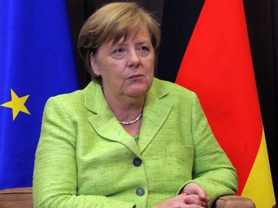 Эксперты о заявлении украинского депутата: Киев посчитал Меркель «хромой уткой»