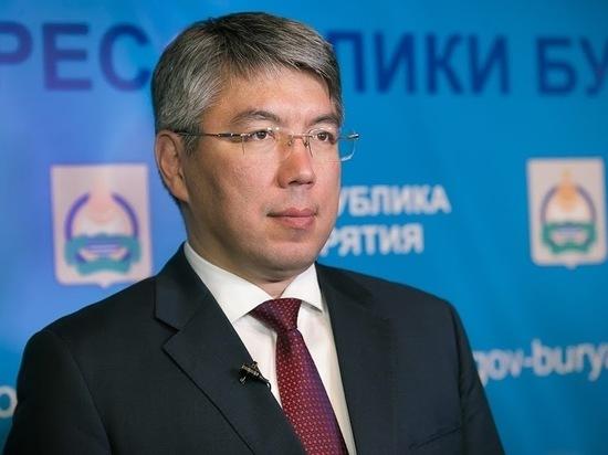 Цыденов поблагодарил Путина за внимательное отношение к Бурятии