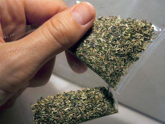 В Улан-Удэ у безработного изъяли 10 граммов наркотиков