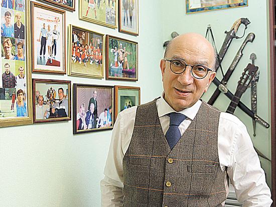 Зураб Орджоникидзе поведал о ногах Тихонова и снайперах Сеула-88