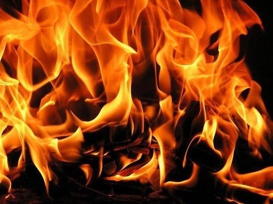 В Улан-Удэ горела частная котельная