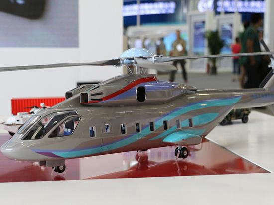 Россия и Китай подпишут генконтракт по созданию тяжелого вертолета