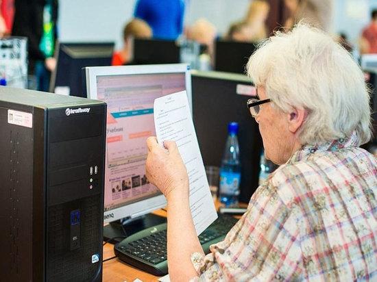 Работу по душе нашли 950 пожилых жителей Вологодчины