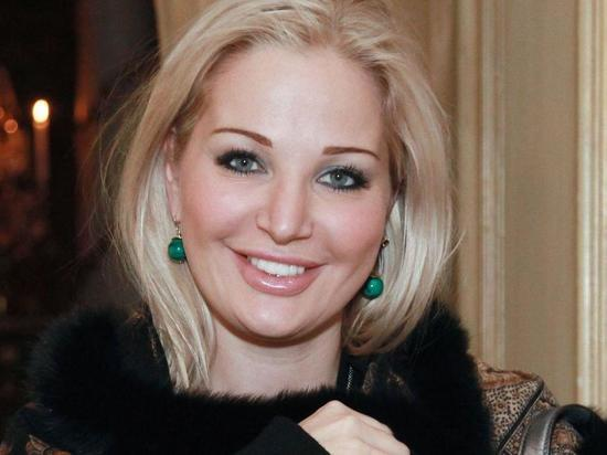 Мария Максакова отказалась отиска против нового мужа
