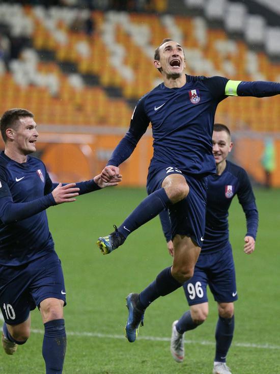 ФК «Мордовия» порадовал главу республики победой