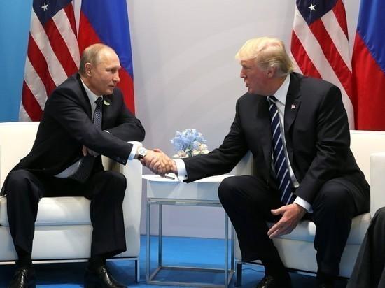 Песков о встрече Путина и Трампа в Париже: встретятся
