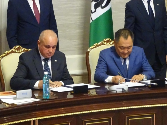 Соглашение Тувы и Кузбасса позволит существенно сократить путь до Новосибирска