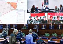 Россия поможет восстановить объекты сирийской энергетики