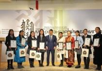 Калмыцкая школьница – призер монгольского конкурса каллиграфии