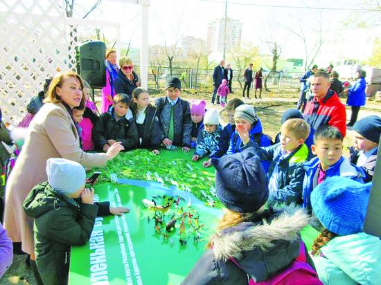 В Бурятии хотят создать дендрарий и фонд сохранения культурной собственности