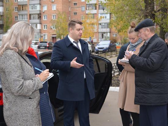 Левобережный район Воронежа готовится к зиме