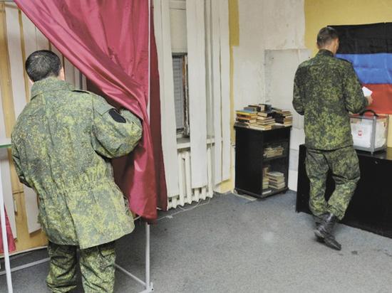 На выборах в ДНР народ решили задобрить дешевыми курами