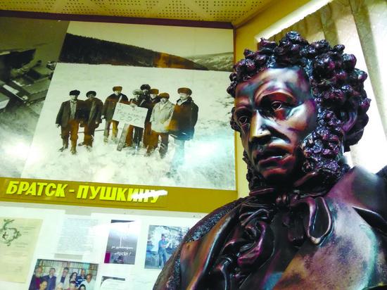 Ночной Пушкин: музей