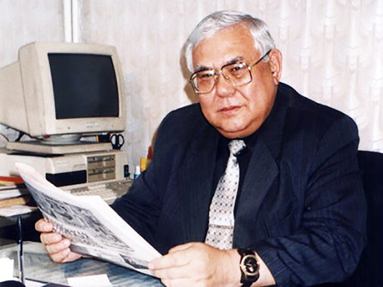 Ветеран МВД из Бурятии стал автором шести книг