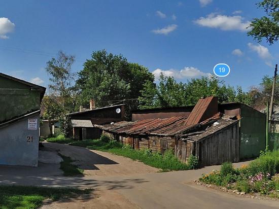 В центре Тамбова снесут семь аварийных домов