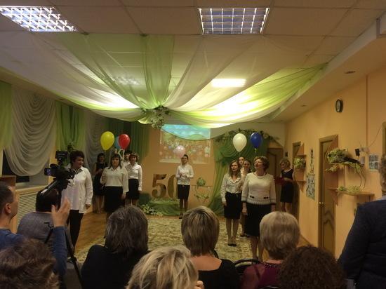 Воронежский детский сад №27 отметил юбилей