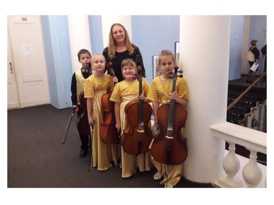 Юные музыканты из Серпухова стали лауреатами международного конкурса