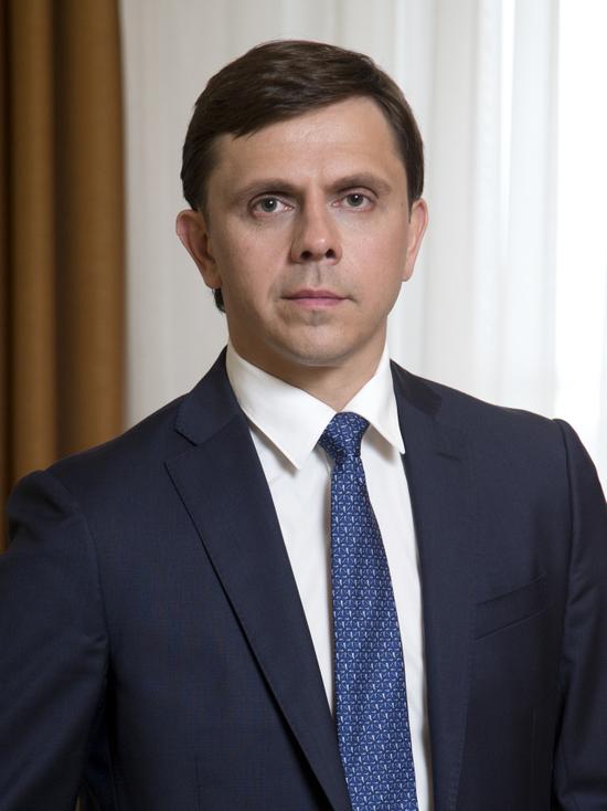 Губернатор Орловской области встретился с Виталием Мутко