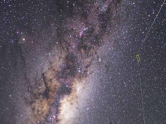 Найдена одна из древнейших звезд во Вселенной: она расположена неподалеку