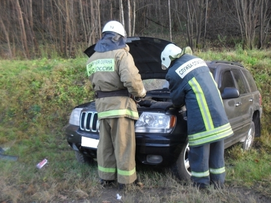 Молодой водитель устроил жуткое ДТП под Калугой: четверо с травмами