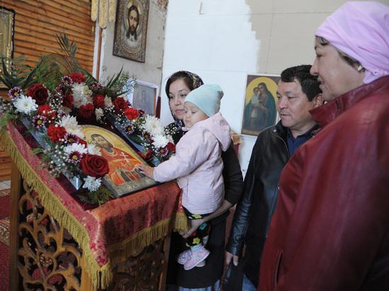 Как у воронежского православного святого появилась правнучка-мусульманка