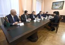 Консул Туркменистана прибыл на Ставрополье для налаживания связей