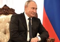 На открытом Путиным месторождении нашли огромный алмаз
