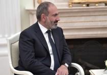 Никол Пашинян станет посланцем от Армении на очередной сессии в ОДКБ