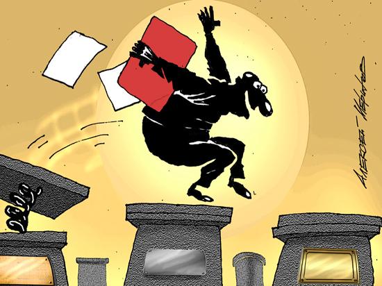 Номенклатура атакует: куда уходят отвергнутые губернаторы